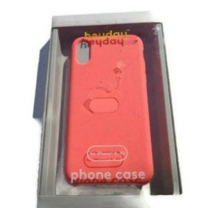 Heyday iPhone Case X XS New